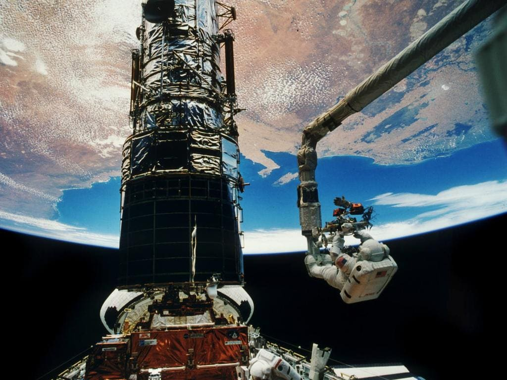 Hubble space telescope turns 25. Here are 25 of its best ...