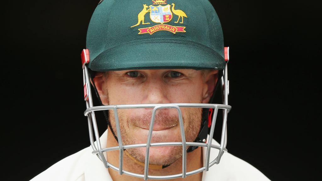 David Warner. (Photo by Michael Dodge/Getty Images)