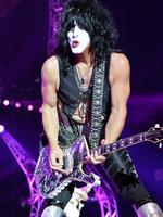 KISS at Perth Arena. (Paul Stanley, Gene Simmons, Eric Singer and Tommy Thayer)