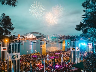 It's party time at Harbourlife in Sydney. Photo: Harbourlife Facebook.