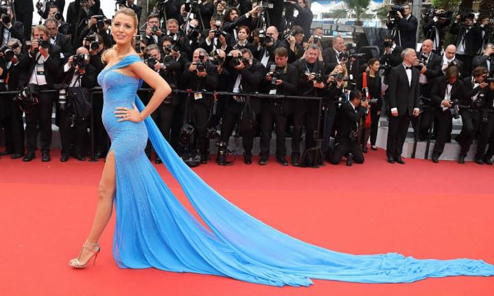 All the times Blake Lively has nailed maternity fashion