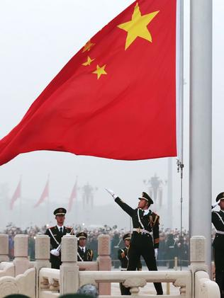 """Trump said """"talking is not the answer"""" but his diplomats say otherwise. China has said a military option is not the solution. Picture: Michael B. Thomas/Getty Images/AFP."""