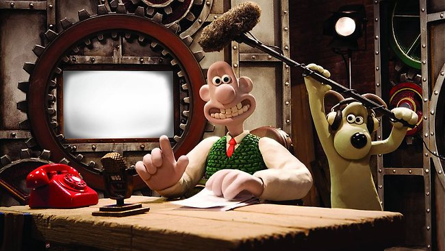Wallace & Gromit's World of Invention has opened at Scienceworks. Picture: Supplied