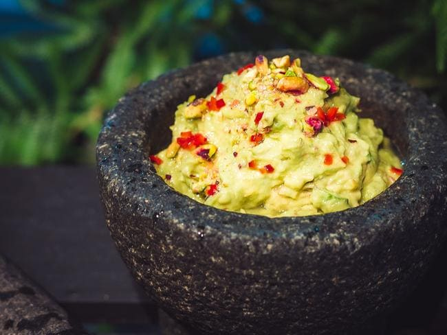 Mejico's guacamole. Picture: Supplied