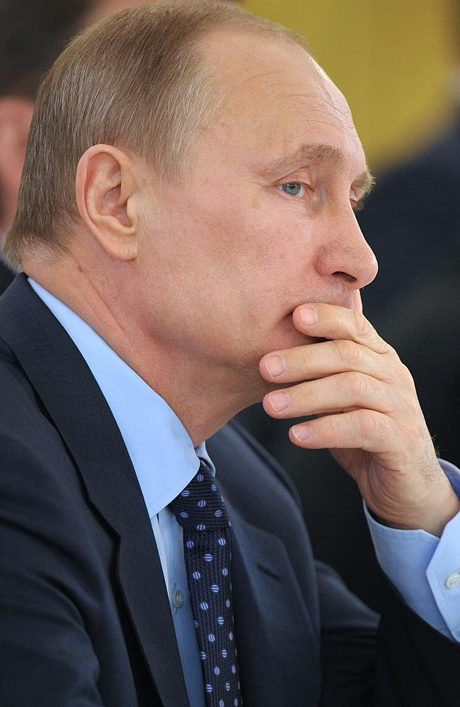 Russia's President Vladimir Putin has presided over a crackdown on bloggers and internet freedom.