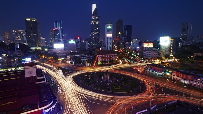Ho Chi Minh City's burgeoning tourist department wants more tourists to visit the city. Picture: iStock