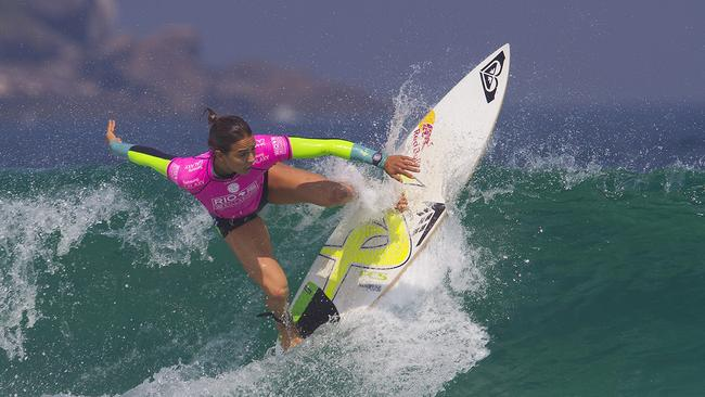 Sally Fitzgibbons will compete at her own event.