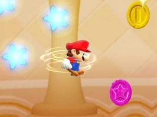 Super Mario now lives in your pocket