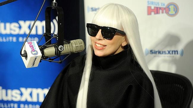 Lady Gaga is a role model to millions.