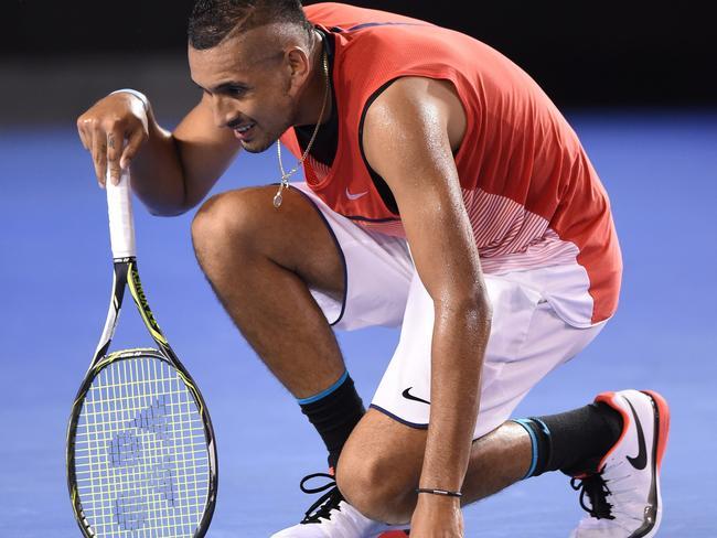 Inspire Tennis Blog Post Nick Kyrgios Australian Open 2