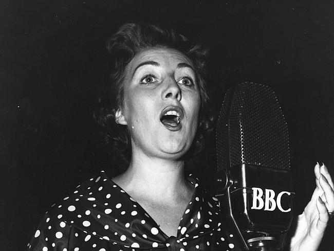 Morale booster ... Forces Sweetheart Dame Vera Lynn, now 97 years old, is to release a new album in June to mark the D-Day landings 70th anniversary.