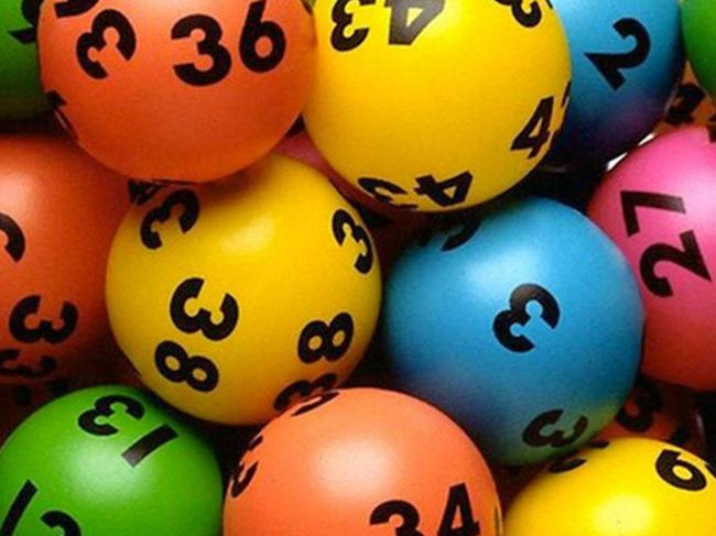 Lotto win. Story is about the odds of winning the lotto and how southwest Sydney is one lucky part of the state.