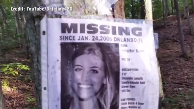 Creepy Missing Persons Posters Found In The Woods Near New York0:41  Missing People Posters
