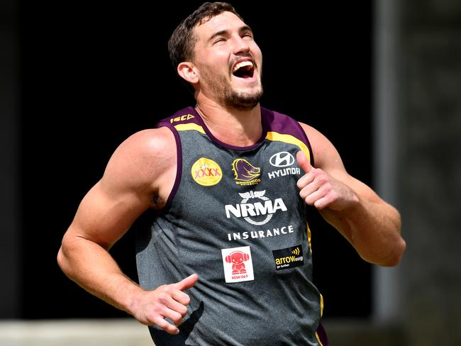 Corey Oates is in line to play on Friday night.