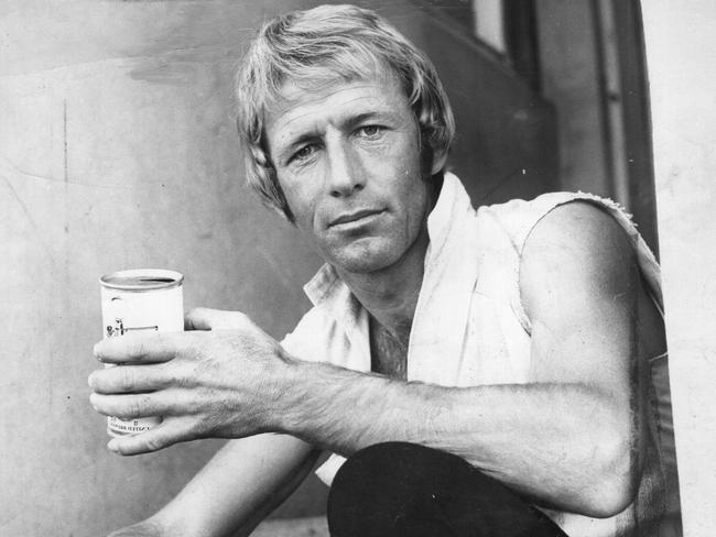 Paul Hogan was the ultimate ocker Aussie, says Fenech.