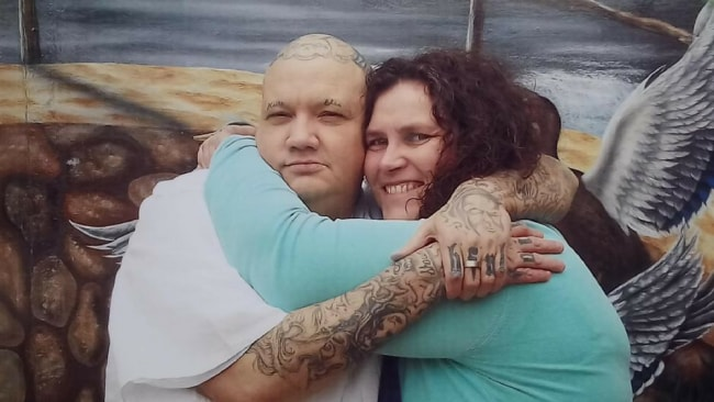 """""""It's my life and it's his life"""" Heike says of their love. Photo: Supplied"""