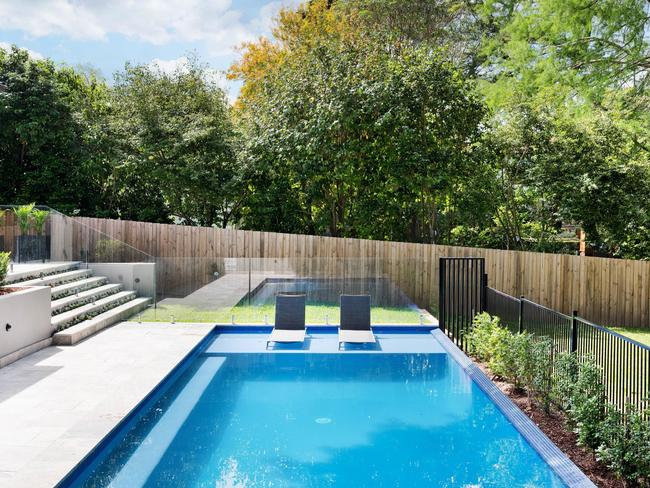 Turramurra felton home attracts attention for Pymble ladies college swimming pool
