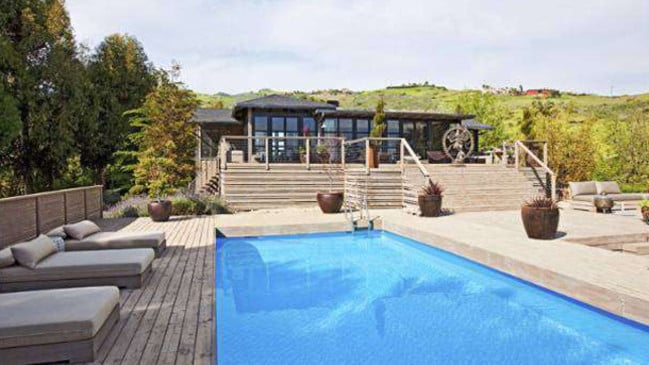 Liam Hemsworth has settled down in LA, after buying this $US6.8 ($A8.8m) house in Malibu. Picture: Coldwell Banker