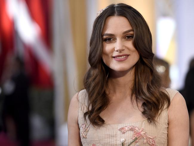 Keira Knightley says she has been sexually assaulted on four separate occasions.