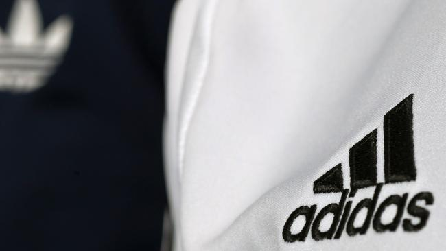 Adidas is back.