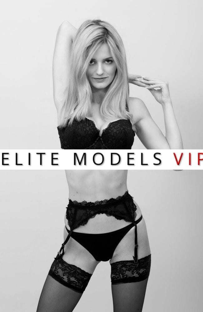 The 18-year-old wants to help her sister and parents buy a house. Picture: Elite Models VIP