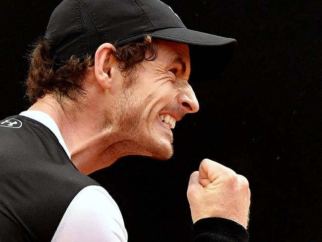 Andy Murray is described as 'complex' by Amelie Mauresmo.