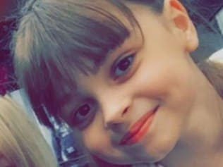 Saffie Rose Roussos, eight, was killed in the blast. Photo: Supplied