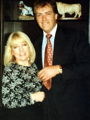 Terence and Christine Hodson were found dead in their East Kew home.