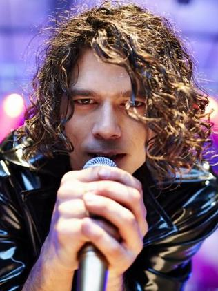 Luke Arnold as Michael Hutchence.