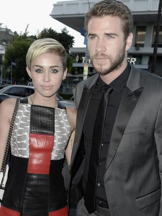 "Their last red carpet was prior to their split in 2013 at the ""Paranoia"" premiere."