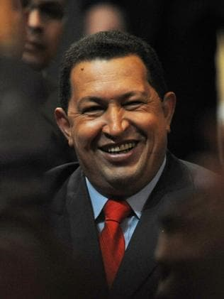 Late Venezuelan President Hugo Chavez died in 2013. Picture: Juan Barreto/AFP