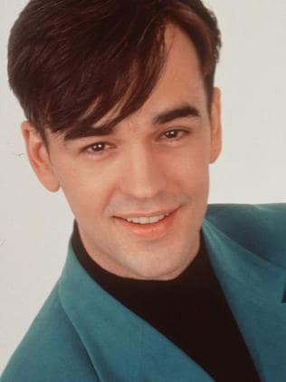Tim Ferguson called himself 'the gorgeous one'.