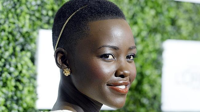 Lupita Nyong'o at the 7th Annual Essence Black Women In Hollywood Luncheon. Picture: Gett
