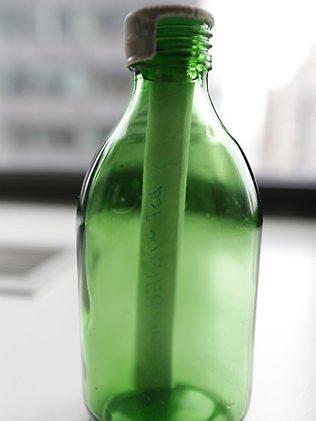 Sidonie Fery Superstorm Message in a Bottle