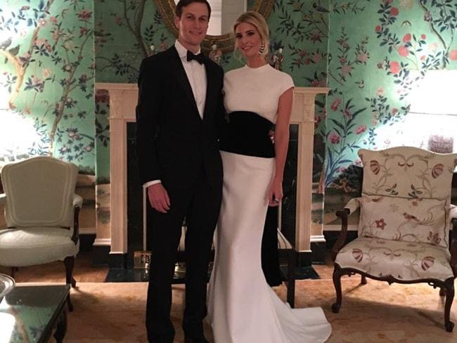 Picture: @ivankatrump/Instagram