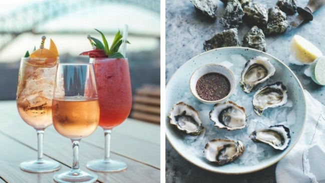 A four-day rosé festival is coming to Sydney's Opera Bar this long weekend.