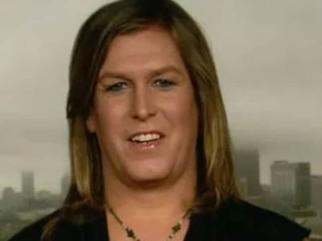 Kristin Beck who failed to unseat U.S. Rep. Steny Hoyer in Maryland's Democratic Primary in 2016 has slammed Manning's move. Picture: CNN
