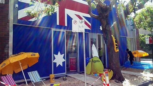 Victory for common sense as sydney city council backs down for Australia day decoration