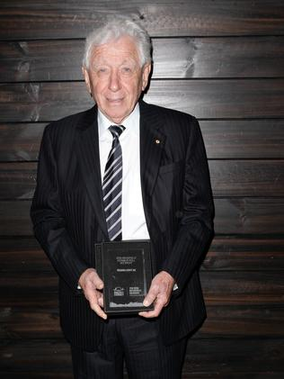 Frank Lowy. Picture: Christian Gilles