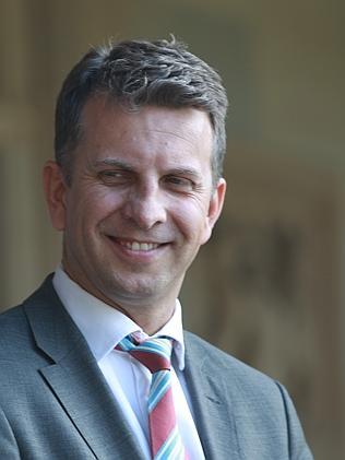 Andrew Constance is set to become Treasurer as part of a new look leadership team followi