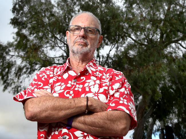 Dr Philip Nitschke has been suspended. Photo: Mike Burton