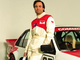 EMBARGOED TILL OCTOBER 9 FOR SUNDAY TV GUIDE. Matt LeNevez stars as Peter Brock. Picture: Channel 10