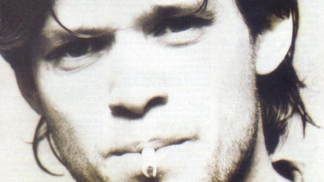 Early days: When John Cougar didn't have the Mellencamp yet. Picture: News Corp Australia