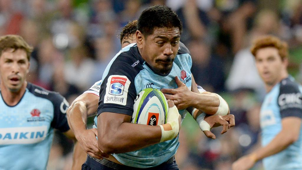 Waratahs skipper Michael Hooper wants Will Skelton to lead from the front against the Rebels.