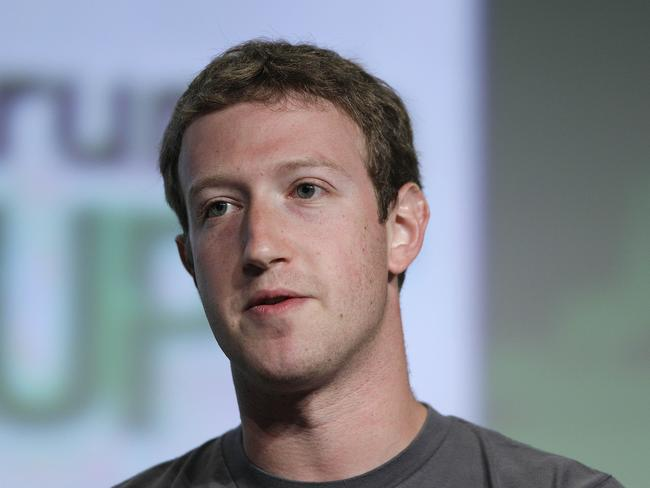 Mark Zuckerberg's network now has 1.32 billion global users.