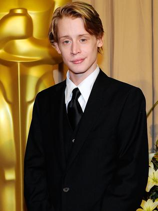 Culkin looking a little more clean cut in 2010. Picture: Kevork Djansezian/Getty Images