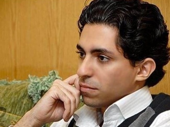 Badawi has also been sentenced to 10 years in jail for his apparent crime.