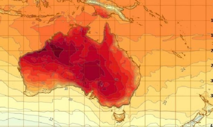 'Severe heatwave' warning: Temps set to soar across the country this week