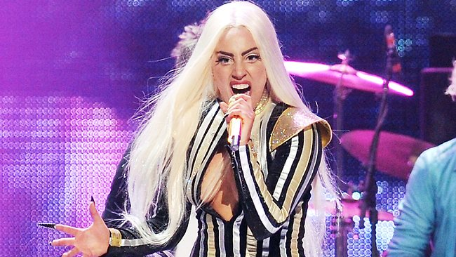 Lady Gagas former personal assistant Jennifer ONeill claims she was cheated out of overtime wages and was required to be available to the 27-year-old singer 24 hours a day, seven days a week. Picture: Evan Agostini