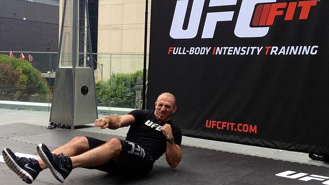 UFC Fit is not just a diet, but a lifestyle according to it's creators.